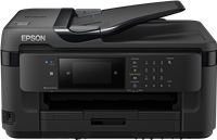 Multifunction Printers Epson WorkForce WF-7710DWF