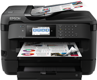 Imprimante Multifonctions Epson WorkForce WF-7720DTWF