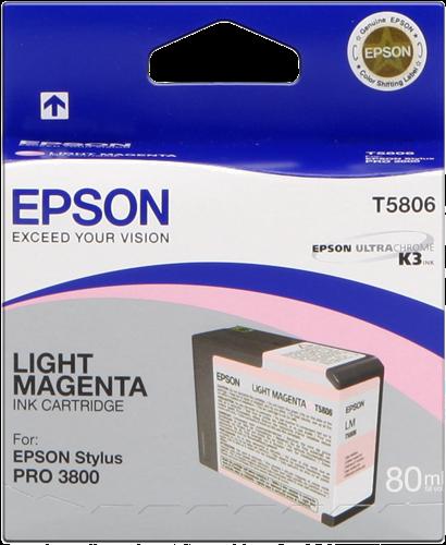 Epson Stylus Pro 3800 C13T580600