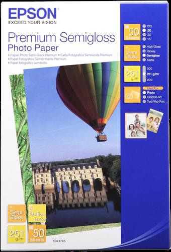 Carta c13s041765 cartucce per stampanti for Carta fotografica epson