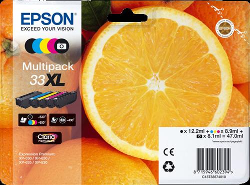 Epson C13T33574010