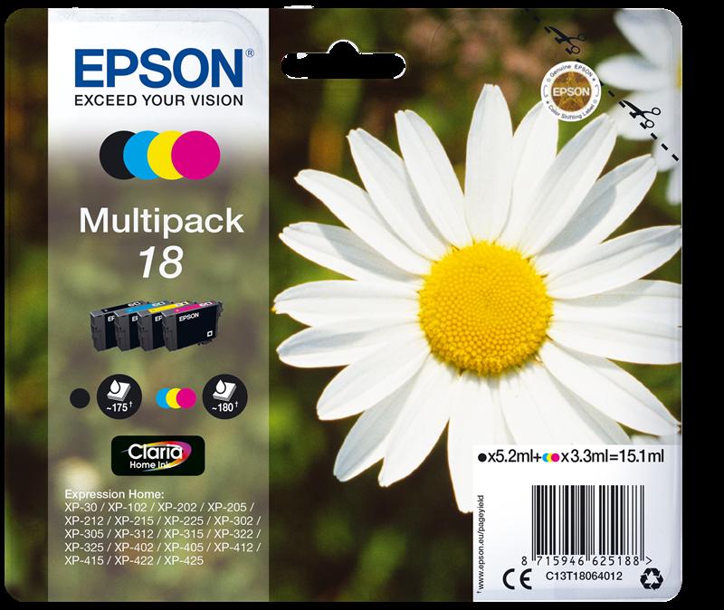 Multipack Epson T1806