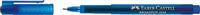 Fineliner BROADPEN 1554 Blau Faber-Castell 155451
