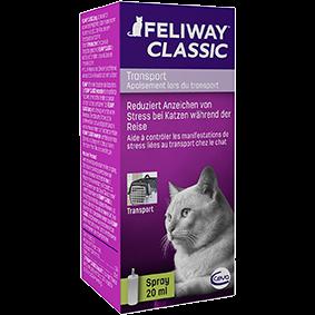 Feliway Transportspray für Katzen (281080T)