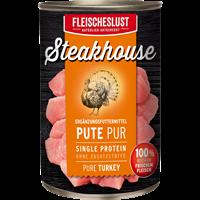 Fleischeslust Steakhouse - 400 g - Pute Pur (4260275024415)