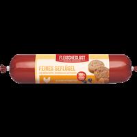 Fleischeslust Classic - 800 g - Feines Geflügel mit Reis & Karotten (80031a)