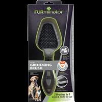 Furminator Furminator Dog&Cat Dual Brush (141310)
