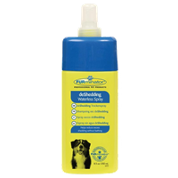 Furminator deShedding Trockenspray Shampoo für Hunde - 250 ml (8117940120902)