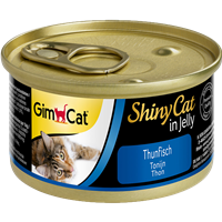 Gimcat ShinyCat in Jelly - 70g - Thunfisch (413082)