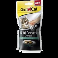 Gimcat Nutri Pockets - 60 g - Dental (60 g) (418285)