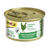 GimCat Superfood ShinyCat Duo - 70g