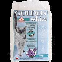Golden White Katzenstreu mit Lavendelduft - 14 kg (4260066669252)