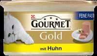 Gourmet Gold - Feine Pastete - 85 g - Huhn (012133596)