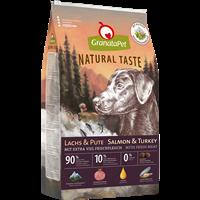 GranataPet Natural Taste - Lachs & Pute