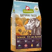 GranataPet Natural Taste - Senior Fit im Alter