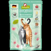 GranataPet Katze DeliCatessen Pouch - 85 g