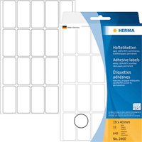 Vielzweck-Etikett HERMA 2400