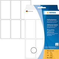 Vielzweck-Etikett HERMA 2480