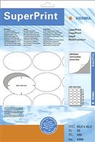SuperPrint Etiketten ablösbar HERMA 4358