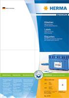 PREMIUM Etikett HERMA 4676