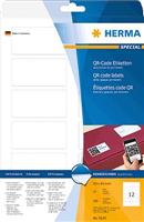 Signal-Etikett + Hinweisetikett gratis HERMA 9643