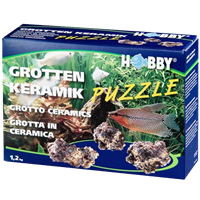 HOBBY Grottenpuzzle-Keramik - 1 Stück (40500)