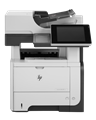 LaserJet Enterprise 500 MFP M525