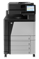 LaserJet Enterprise Flow M880z Color