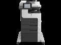 LaserJet Enterprise Flow MFP M630z