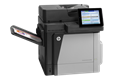 LaserJet Enterprise Flow MFP M680dn