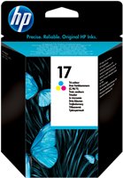 Cartucho de tinta HP 17