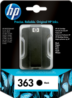 inktpatroon HP 363