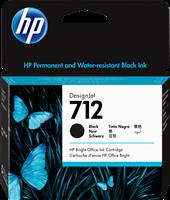 Cartouche d'encre HP 712