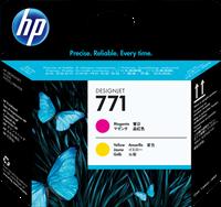 głowica HP 771