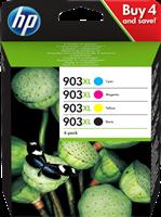 zestaw HP 903 XL