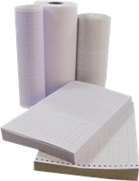 Papel médico HP 9270-0484/0630