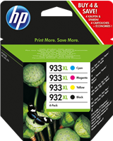 Multipack HP 932 XL + 933 XL