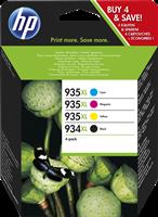 zestaw HP 934XL/935XL