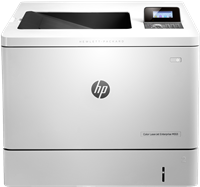 Color laser printer HP Color LaserJet Enterprise M553dn