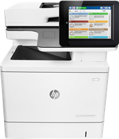 Impresoras multifunción HP Color LaserJet Enterprise M577dn MFP