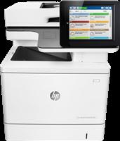 Multifunction Printer HP Color LaserJet Enterprise M577dn MFP