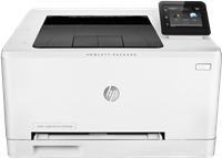 Impresora láser color HP Color LaserJet Pro M252dw