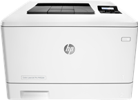 Kleurenlaserprinter HP Color LaserJet Pro M452dn