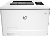 Farblaserdrucker HP Color LaserJet Pro M452nw