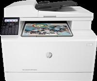Dipositivo multifunción HP Color LaserJet Pro MFP M181fw