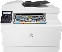 Dispositivo multifunzione HP Color LaserJet Pro MFP M181fw
