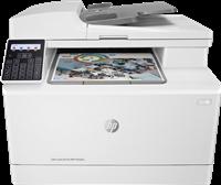 Multifunction Printer HP Color LaserJet Pro MFP M183fw