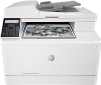 Multifunktionsdrucker HP Color LaserJet Pro MFP M183fw