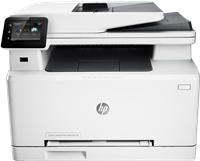 Dispositivo multifunzione HP Color LaserJet Pro MFP M277n