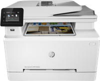Multifunktionsdrucker HP Color LaserJet Pro MFP M283fdn